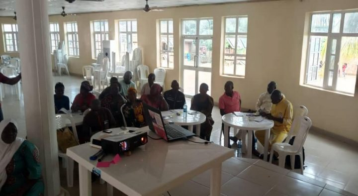 A Two-Day Community Action and Response Training held in Monitec Hotel, Anyigba Conference Hall for the SARVE communities in Ankpa and Igalamela/Odolu LGA