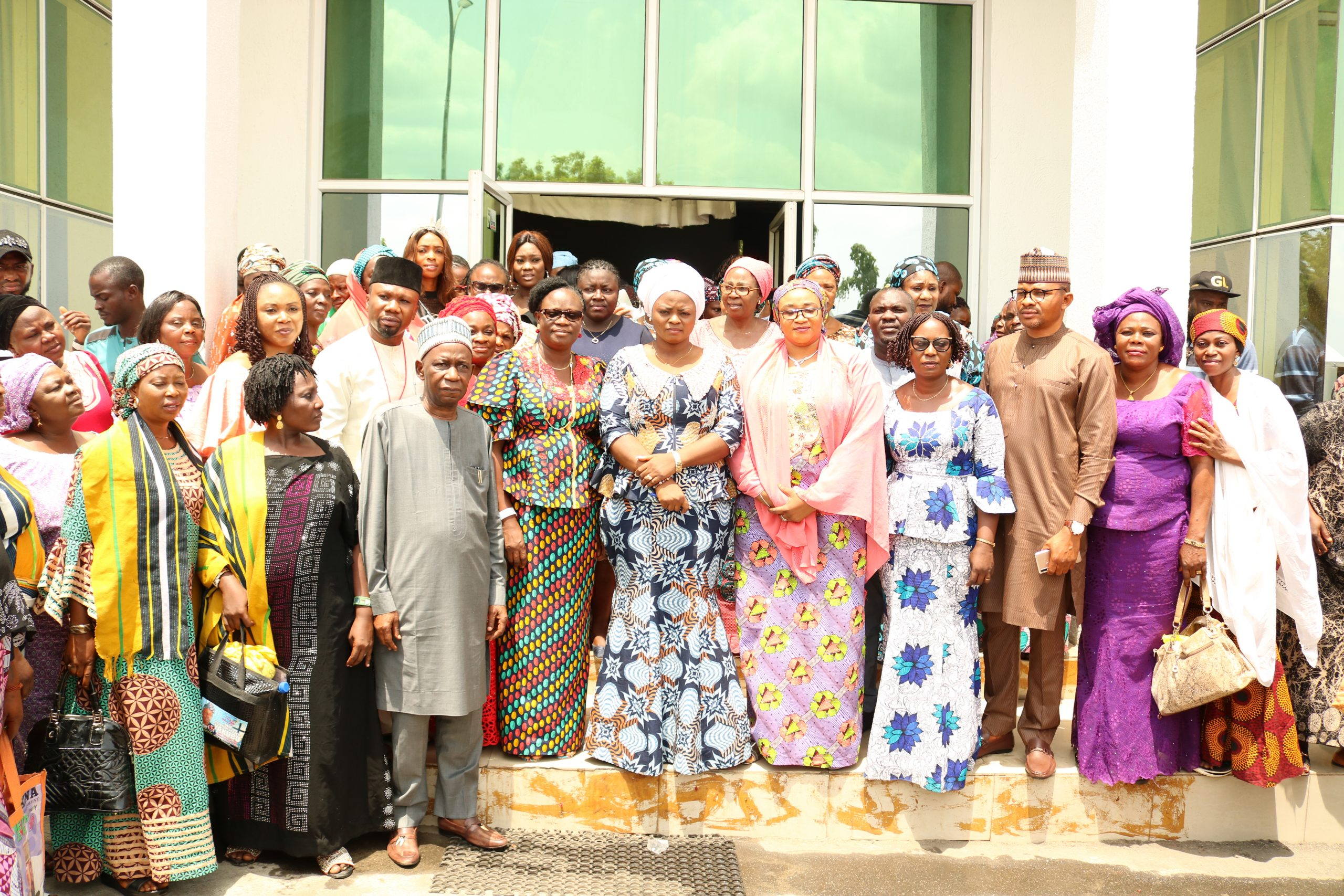 Pibcid, the ActionAid Nigeria implementing partner in kogi state in collaboration with kogi state Ministry of Women Affairs and Social Development held SARVE II Women Summit on Preventing Violent Extremism in kogi state